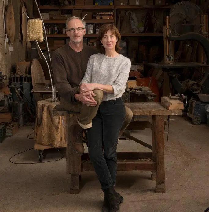 Portrait Anne et Vincent Corbière