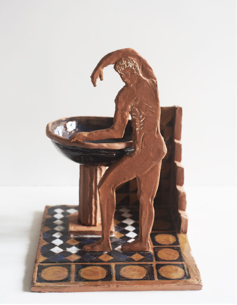 Oeuvre sculture